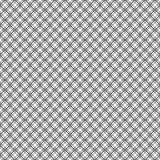 Abstrakt geometrisk sömlös bakgrundsmodell Royaltyfri Fotografi