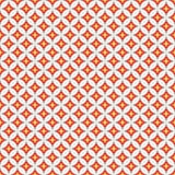 Abstrakt geometrisk sömlös modell. Arkivbild