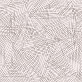 Abstrakt geometrisk sömlös modell. Vektor Royaltyfria Bilder