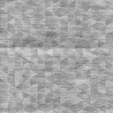 Abstrakt geometrisk sömlös triangelmodellbakgrund Fotografering för Bildbyråer