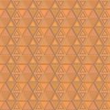 Abstrakt geometrisk seamless bakgrund Royaltyfri Foto