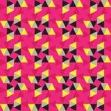 abstrakt geometrisk triangel Royaltyfri Bild