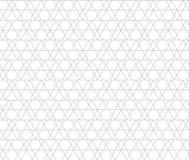 abstrakt geometriska former Gråa trianglar seamless modell royaltyfri illustrationer