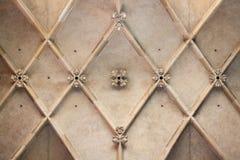 Abstrakt gotiskt tak Royaltyfria Bilder