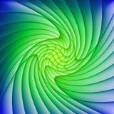 Abstrakt gräsplan- och blåttbakgrund Fotografering för Bildbyråer