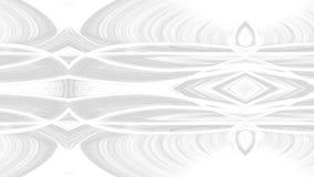 Abstrakt grå design för Digital konst på vit bakgrund royaltyfri illustrationer