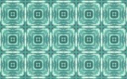 Abstrakt grön bakgrund för prickmodell stock illustrationer