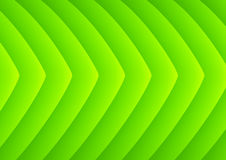 Abstrakt grön ekologi Royaltyfri Bild