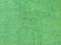 abstrakt grön handduk Royaltyfri Bild