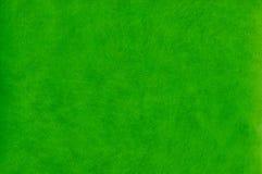 Abstrakt grön lädertextur Arkivfoton