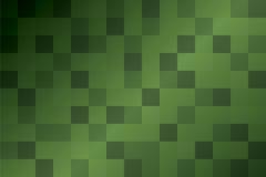 Abstrakt grön modell för bakgrund stock illustrationer