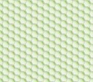 Abstrakt grön sömlös textur vektor illustrationer