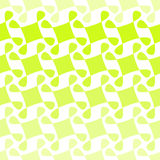 Abstrakt grön sömlös väderkvarnbakgrund Royaltyfria Bilder