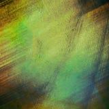 Abstrakt grön tappningbakgrund Arkivfoto