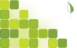 abstrakt grön textur vektor illustrationer