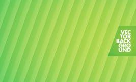Abstrakt grön vektorbakgrund för bruk i design Version med prövkopiatext TR: Yesil vektorelzemin vektor illustrationer