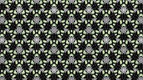 Abstrakt grön vit svart färgtapet royaltyfri fotografi