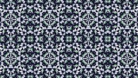 Abstrakt grön vit svart färgtapet arkivfoto