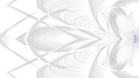 Abstrakt gr? design f?r Digital konst p? vit bakgrund royaltyfria bilder