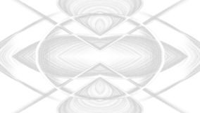 Abstrakt gr? design f?r Digital konst p? vit bakgrund arkivbild
