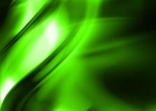 abstrakt green Vektor Illustrationer
