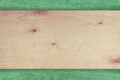 Abstrakt grov bomullstvillmodell Royaltyfri Bild