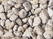 Abstrakt grov makro för stenbakgrundstextur, selektiv fokus Royaltyfri Foto