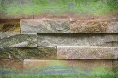 Abstrakt grov skiffer i gränser Royaltyfria Foton
