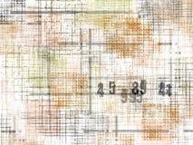 abstrakt grunge royaltyfri illustrationer