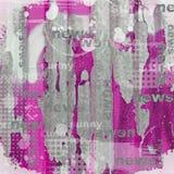 Abstrakt grungebakgrund Royaltyfri Fotografi