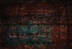 Abstrakt grungebakgrund för mörker Royaltyfria Bilder