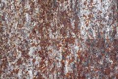 Abstrakt grungebakgrundstextur av gammal målarfärg Royaltyfri Bild