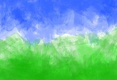 Abstrakt grungebakgrundstextur - designmall Royaltyfri Bild