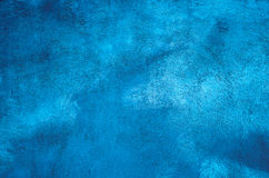 Abstrakt Grungeblåttbakgrund arkivfoto
