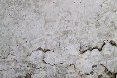 Abstrakt grungeljusbakgrund tät betong som skjutas upp väggen Royaltyfri Fotografi