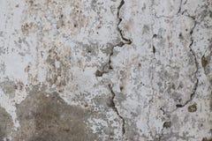 Abstrakt grungeljusbakgrund tät betong som skjutas upp väggen Arkivfoto