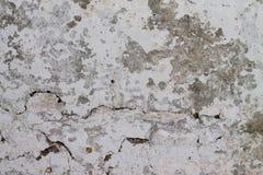 Abstrakt grungeljusbakgrund tät betong som skjutas upp väggen Arkivfoton