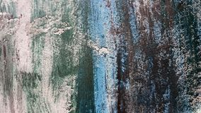 Abstrakt grungemålarfärgtextur Royaltyfri Bild