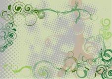 abstrakt grungemodell Royaltyfri Bild