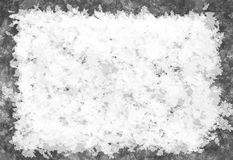 Abstrakt grungeramtextur - designmall royaltyfria foton