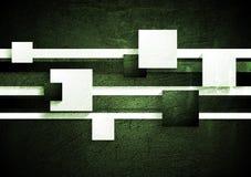 Abstrakt grungetechdesign Royaltyfria Foton