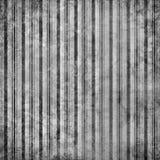 Abstrakt grungetextur med vertikala band av olika bredder och signalljusreflexioner i svartvit färg Royaltyfri Fotografi