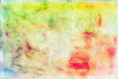 abstrakt grungevattenfärg Royaltyfria Foton