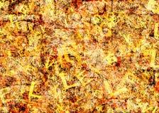 Abstrakt grungy bokstavsbakgrund Royaltyfri Fotografi
