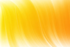Abstrakt gul bakgrund Royaltyfria Foton
