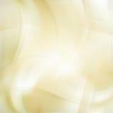 Abstrakt gul bakgrund Royaltyfri Fotografi