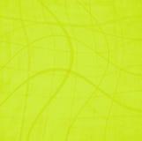 Abstrakt gul bakgrundstextur Royaltyfri Fotografi