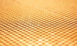 Abstrakt guld- Arkivfoton