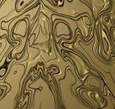 Abstrakt guld- bakgrund Royaltyfria Foton