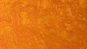 Abstrakt guld blänker rörelsebakgrund Guld- vätskeguld- abstrakt textur guld- bakgrund arkivfilmer